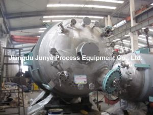 316L Stainless Steel Chemical Reactor with Jacket R011 pictures & photos