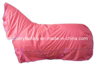 Pink Waterproof Horse Rugs for You (SMR1127C) pictures & photos