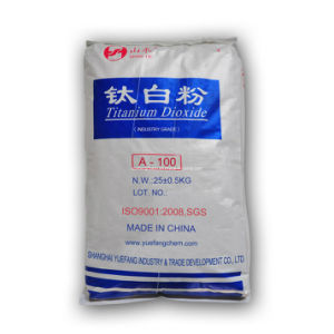 White Titanium Dioxide Anatase Materials pictures & photos