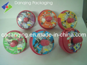 Hot Sale Cup Sealing Plastic Film (DQ0369) pictures & photos