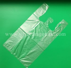 Custom Eco-Friendly, Landfill Biodegradable T-Shirt Bags, High Quality Low Price pictures & photos