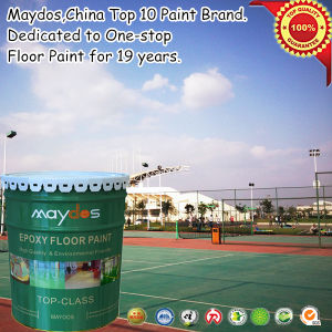 Maydos 1mm Epoxy Static Conductive Self-Leveling Floor Paint pictures & photos