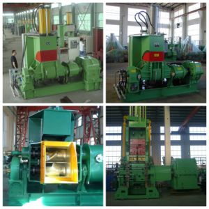 Hard Alloy Coated Mixing Chamber Rubber Banbury Kneader Xsn-55 pictures & photos
