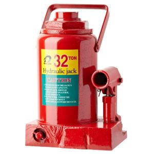 CE 32 Ton Nodular Cast Iron Hydraulic Lifting Jack