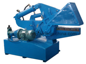 Q08-125 Metal Scrap Alligator Hydraulic Shear with Integrated Design (factory) pictures & photos