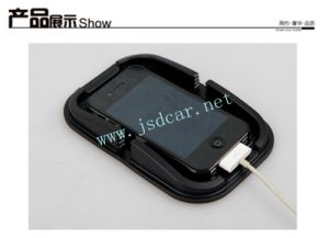 Mobile Phone Nonslip Mat (JSD-P0044) pictures & photos