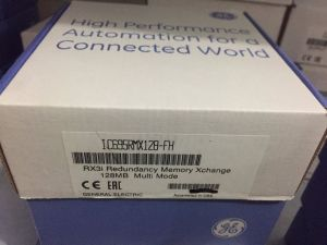 Ge Funuc Programmable Logic Controller IC695rmx128-Ge PLC pictures & photos