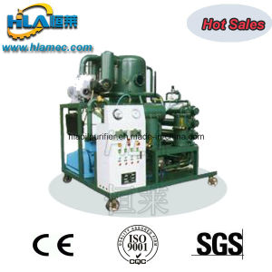 Anti-Explosion Vacuum Type Used Furnace Oil Purifier Machine pictures & photos