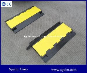 Made in China China Manufacturar Truck Unloading Ramps Cable Speed Ramp pictures & photos