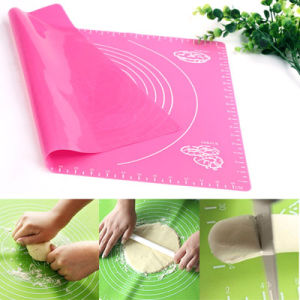 Silicone Kneading Dough Mat, Kitchen Table Mats Baking Mats pictures & photos