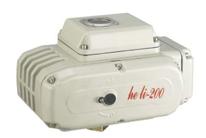 Electric V-Ball Valve Hl-200 pictures & photos
