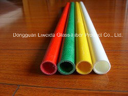 High Strength FRP GRP Tube/Pipe, Fiberglass/Glassfiber Tube/Pipe pictures & photos