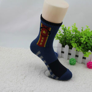 Cotton Men Socks with High Rubber in The Leg Msp-03