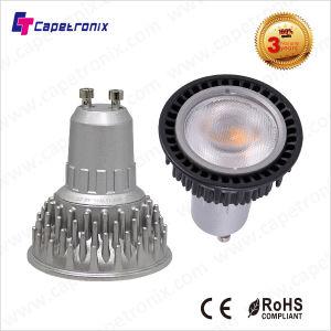 Warm White GU10 5W 220V Dimmable LED Spot Light