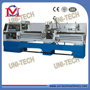 Big Bore Heavy Duty Gap Bed Lathe Machine for Sale pictures & photos