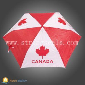 Mannal Open Three Fold Umbrella pictures & photos
