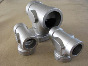Stainless Steel Precision Casting Valve Body pictures & photos