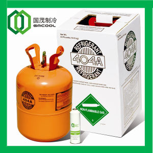 Refrigerant R404A in 10.9kg Disposable Steel Cylinder Gmcool pictures & photos