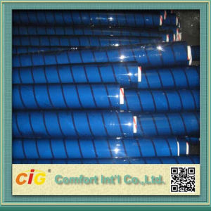 Vinyl Transparent Sheet White Color blue Color pictures & photos