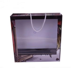 PVC Window Rigid Box for Baby Clothes Packing