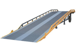 Niuli Movable Type Hydraulic Dock Ramp pictures & photos