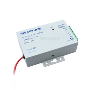 Control De Acceso Battery Access Controller Power Supply Nc No Gnd (S-12V-S) pictures & photos