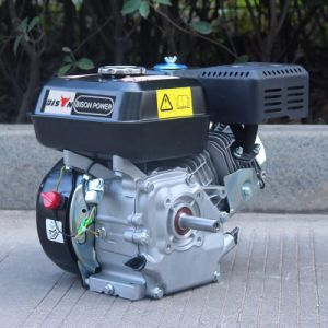 Bison Factory Price 5.5 HP Ohv Air-Cooled Small Petrol Engine pictures & photos