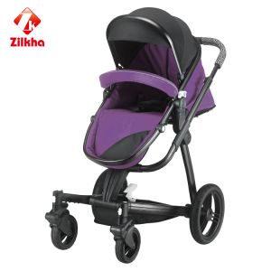Baby Stroller with Frame and Two in One pictures & photos