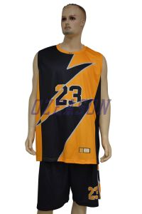 Free Design Team Sports Basketball Uniform / Jersey / Shorts (BK024) pictures & photos