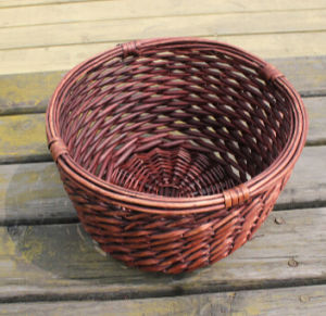 Handmade Willow Basket/Gift Basket (BC-WB1011) pictures & photos