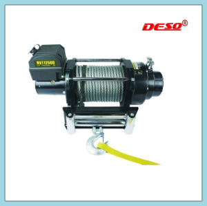 Fast Electric Anchor Wire Rope Winch From China Factory pictures & photos