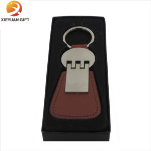 China Factory Wholesale Male Leather Keychain for Sale pictures & photos