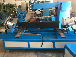 Duct Seaming Machine pictures & photos