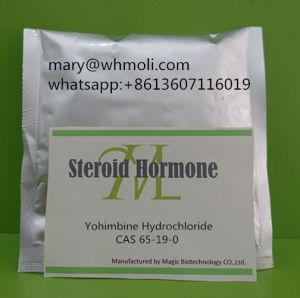 Nature Sex Steroid Hormones Yohimbine Hydrochloride No Side Effect pictures & photos