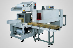 Automatic Sleeve Sealer and Shrink Wrapper Machine pictures & photos