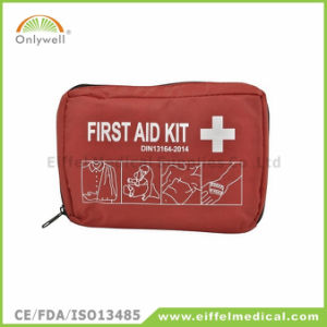 2017 Motorcycle DIN13167 Medical Emergency First Aid Kit pictures & photos