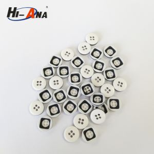 Custom Made Print Logo Good Price China Button Factory pictures & photos