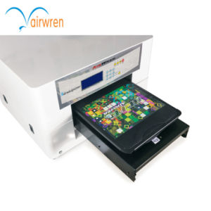 Digital T-Shirt Printing Machine DTG Printers for Sale Ar-T500 pictures & photos