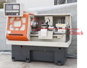 Cak6136c CNC Center Horziontal Metal Lathe pictures & photos