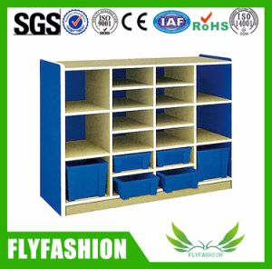 Wood High Quality Children Book Cabinet for Wholesale (SF-130C) pictures & photos