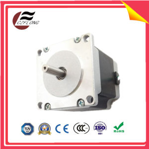 1.8deg NEMA23 Stepper/Brushless Motor for CNC Sewing Engraving Machine pictures & photos