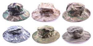Desert Camo Unisex Fisherman Cap Plain Bucket Hat Fishing Hat pictures & photos