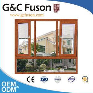 Aluminum Alloy Thermal Break Window for Hotel pictures & photos