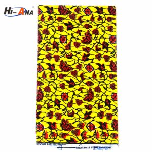 OEM Custom Made Top Quality Fancy London Wax Print Fabric pictures & photos