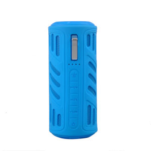 Wireless Portable LED Flashlight Wireless Bluetooth Speaker Whith Power Bank pictures & photos