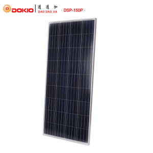 Poly Crystalline PV Solar Panel (DSP-140P) pictures & photos