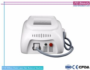 Professional Portable 808nm Diode Laser Permanent Hair Removal Machine pictures & photos