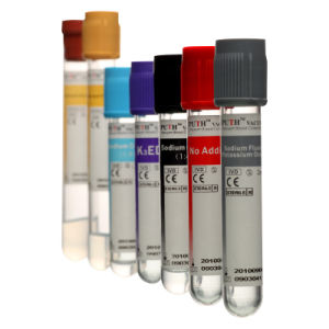 5ml Lithium Heprin Vacuum Blood Collection Tube pictures & photos