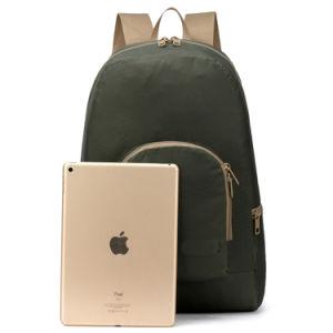 Travel Folding Lightweight Backpack Waterproof Nylon School Travel Bag pictures & photos