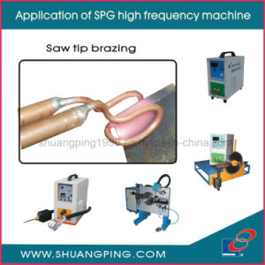 Induction Heating Machine 6kw-1.1MHz SPG-06B-III pictures & photos